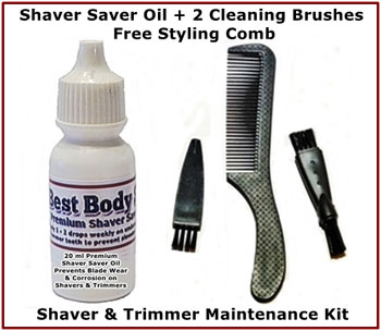 Electric_Shaver_And_Trimmer_cleaning_brushes_and_shaver_oil_maintenance_kit