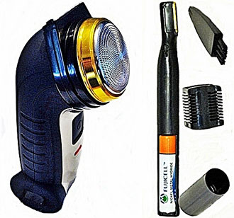 MK3 Personal Shaver & Micro Trimmer